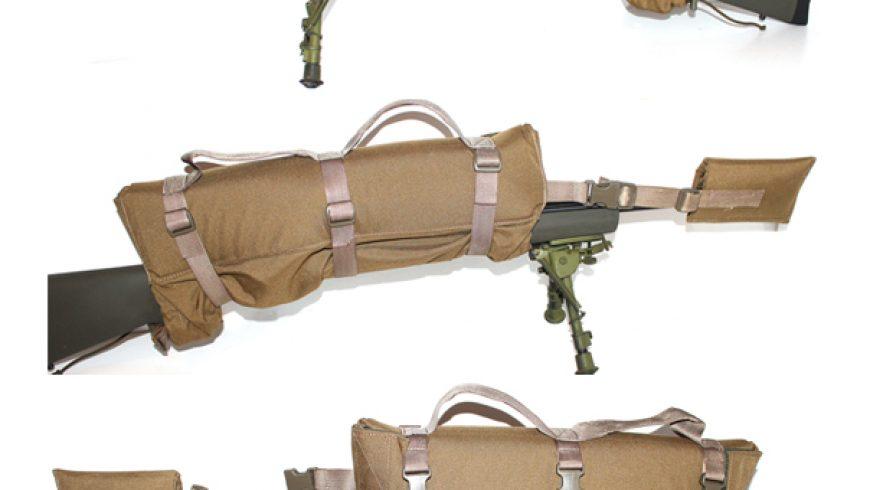 Комплект для защиты снайперских винтовок при транспортировке